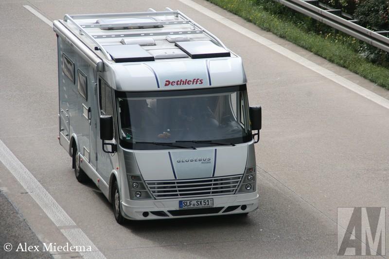 Dethleffs Globebus Integral