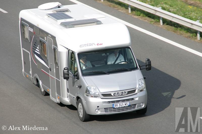 Eriba Car