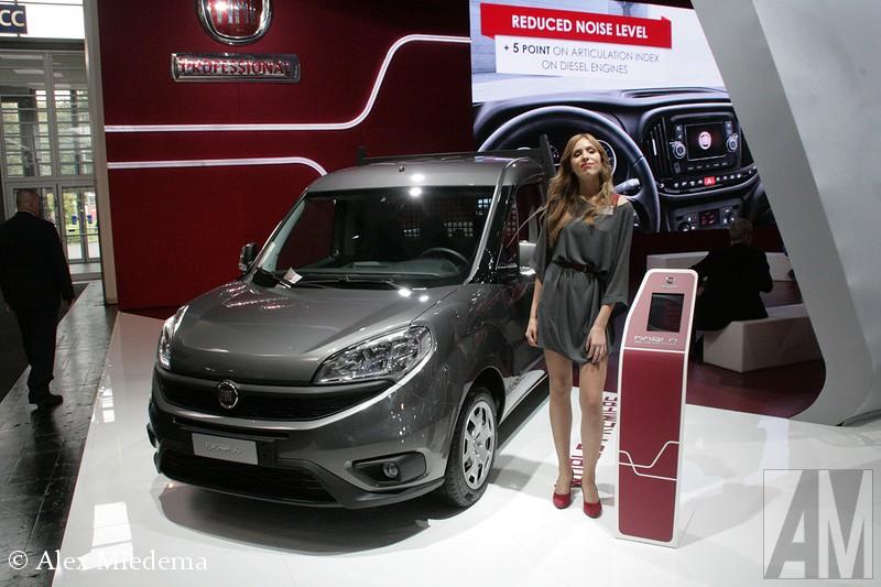 Nieuwe fiat doblo vanaf alex miedema for Fiat doblo interieur