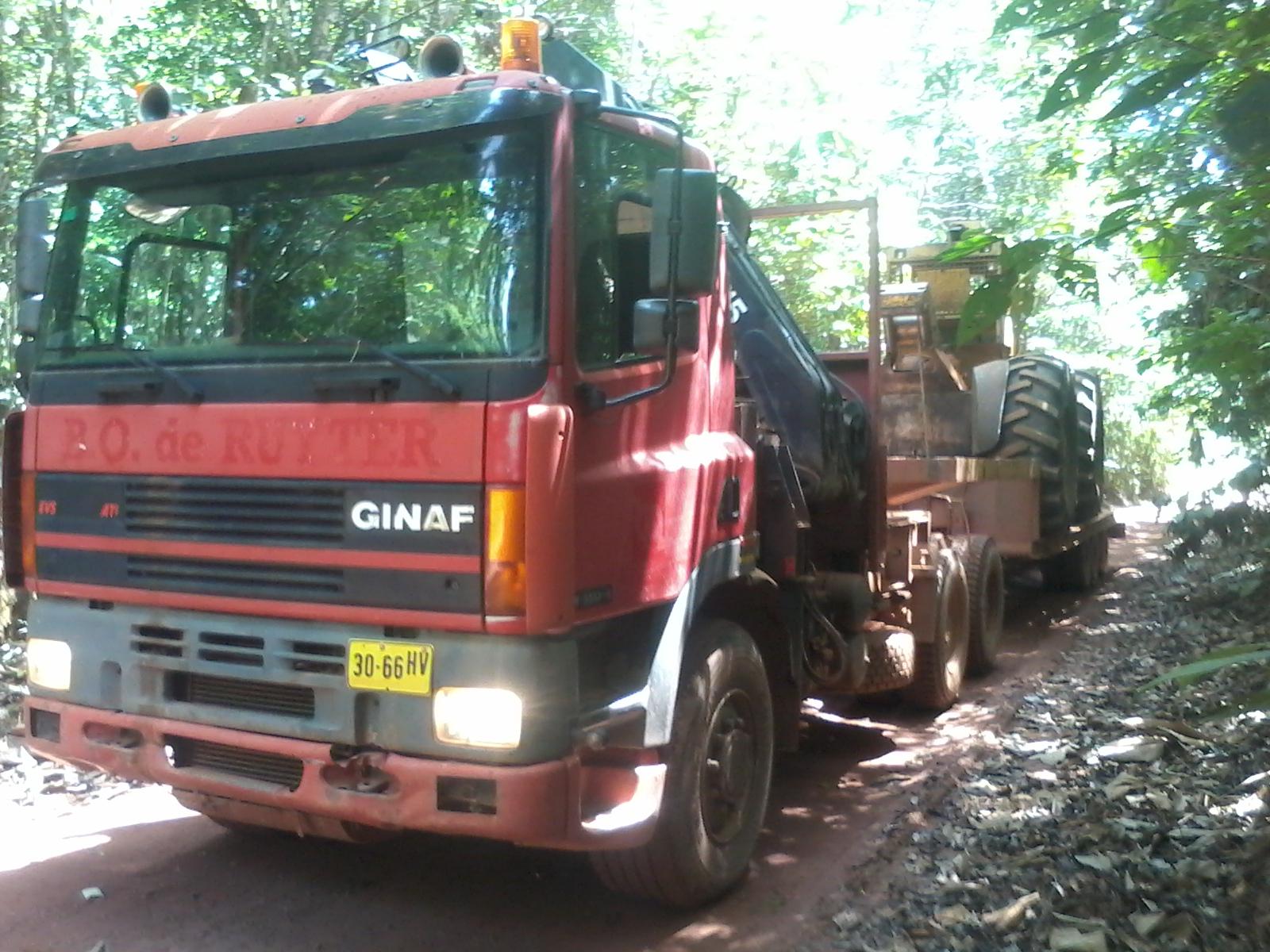 Ginaf M3233-S