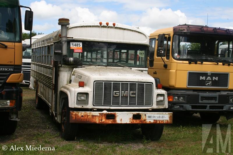 GMC schoolbus