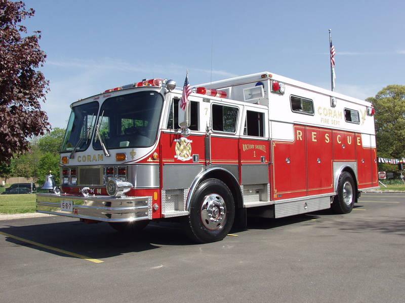 Hahn brandweerwagen
