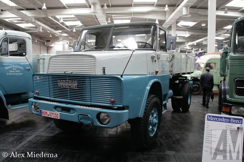 Hanomag-Henschel H161