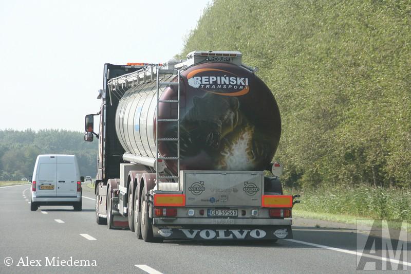 Hobur tankoplegger
