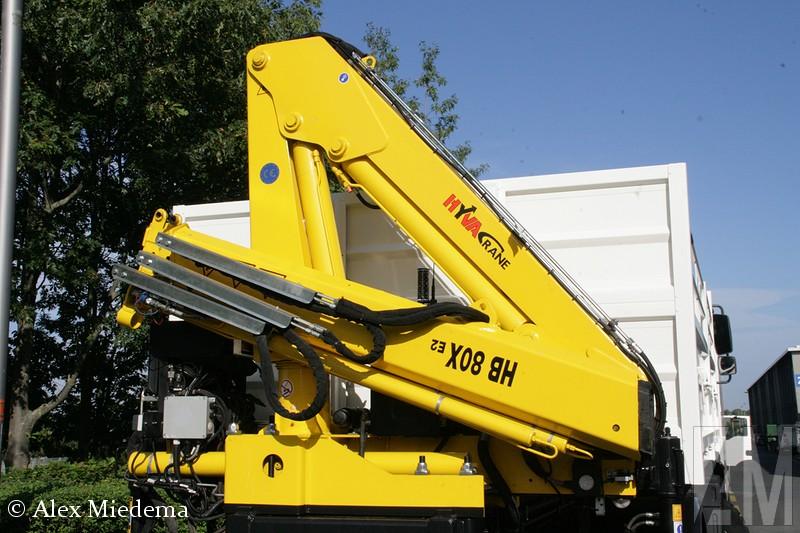 HyvaCrane HB 80X E2