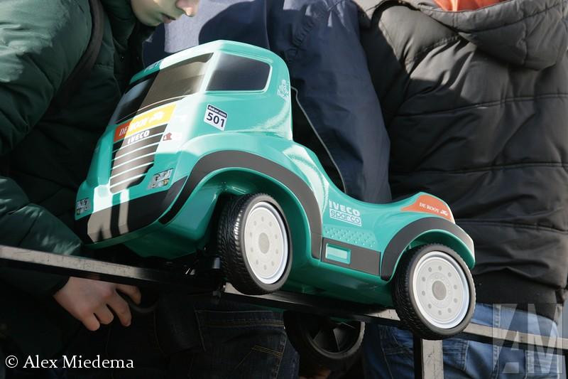 Iveco loopauto