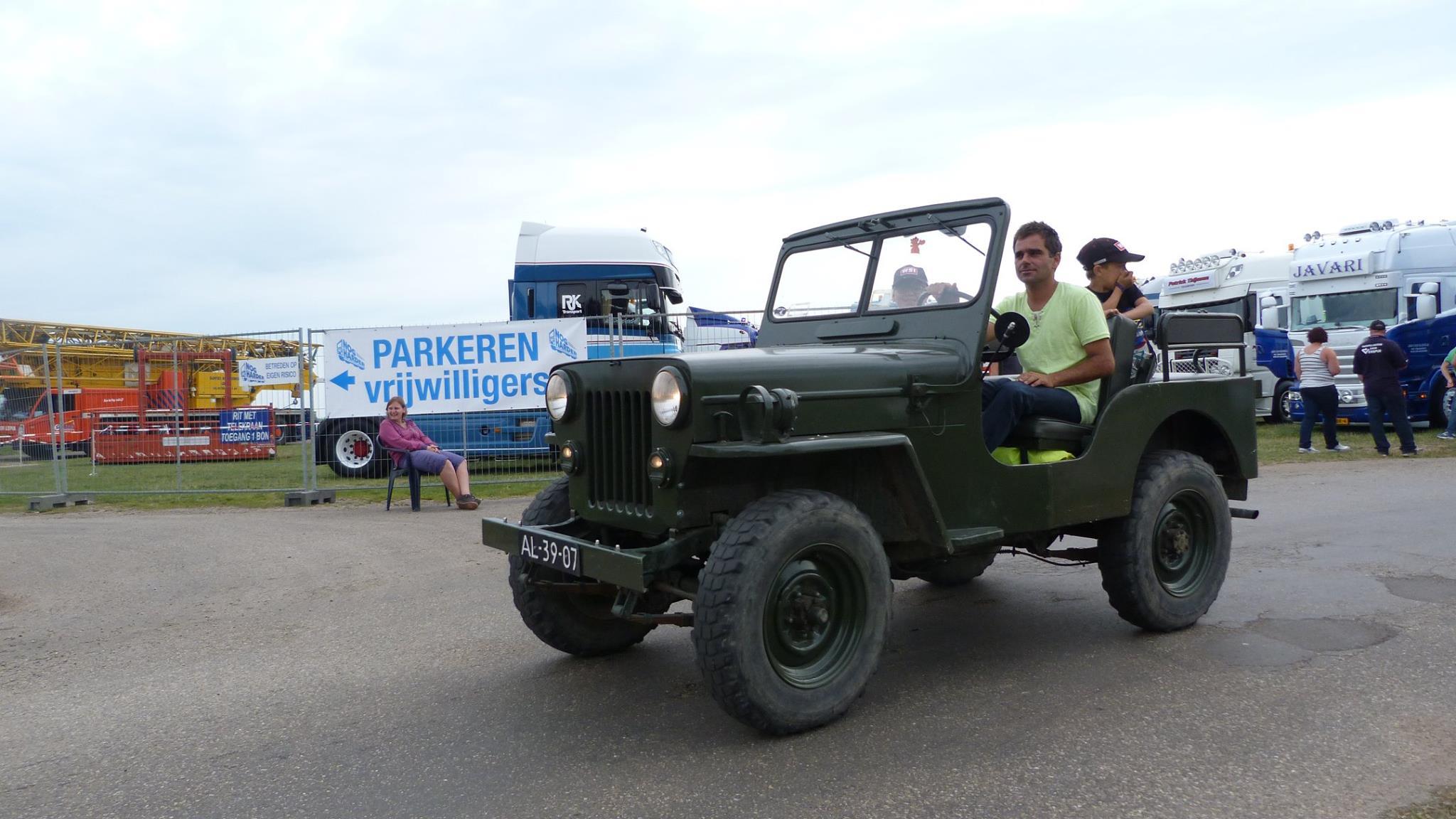 Jeep CJ3