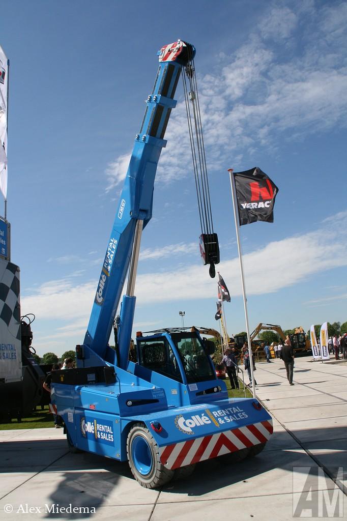 JMG Pick & Carry Cranes
