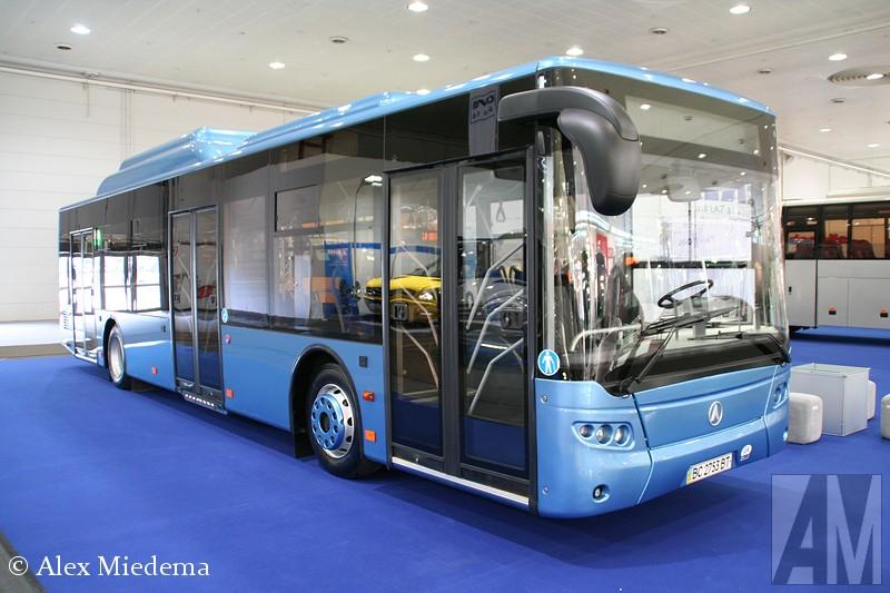 LAZ bus