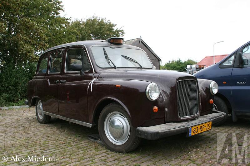 LTI taxi