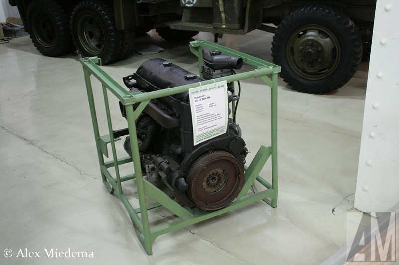Maybach motor