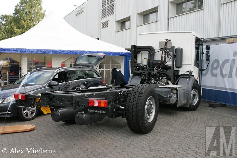 Mercedxes-Benz Econic