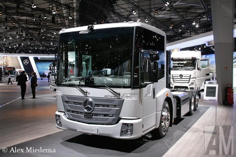 Mercxedes-Benz Econic
