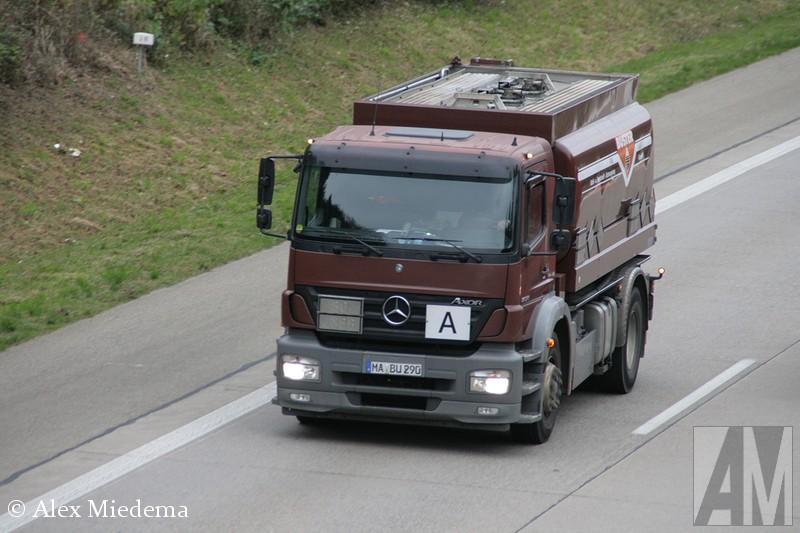 Mercedes-Benz Axor MP2