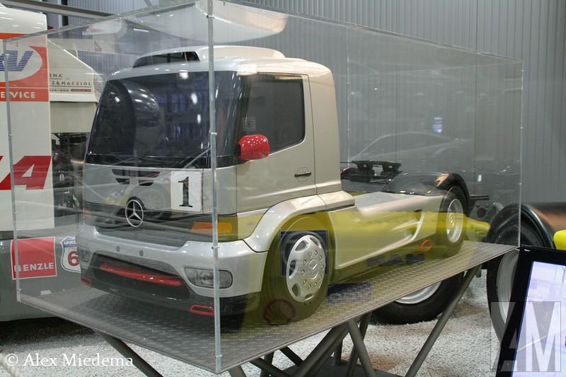 Mercedes-Benz miniatuur
