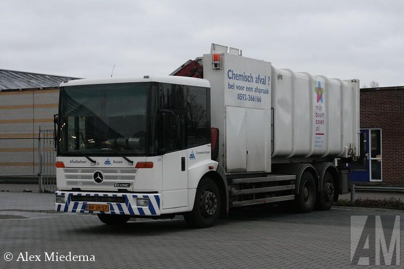 Mercexdes-Benz Econic