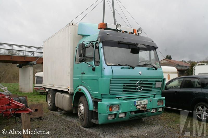 Mercedes-Benz NG