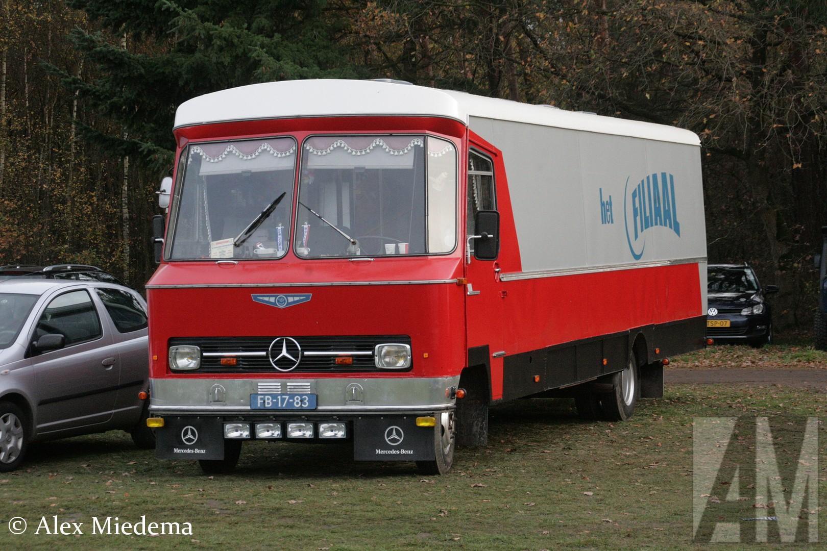 Mercedes-Benz LP
