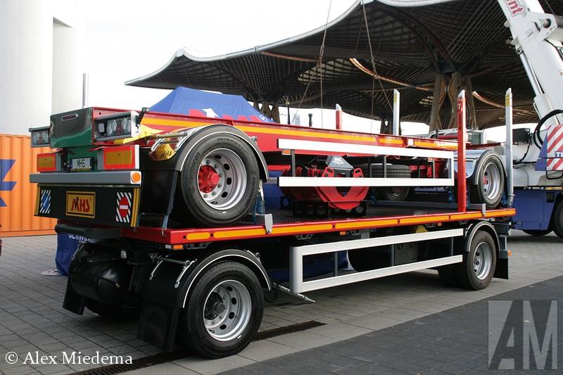 MHS aanhangwagen