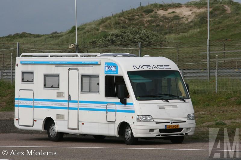 Mirage camper