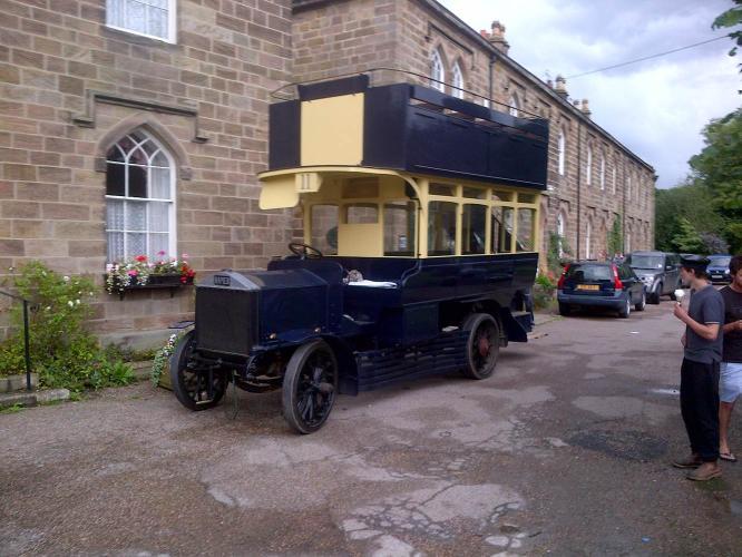 Napier bus