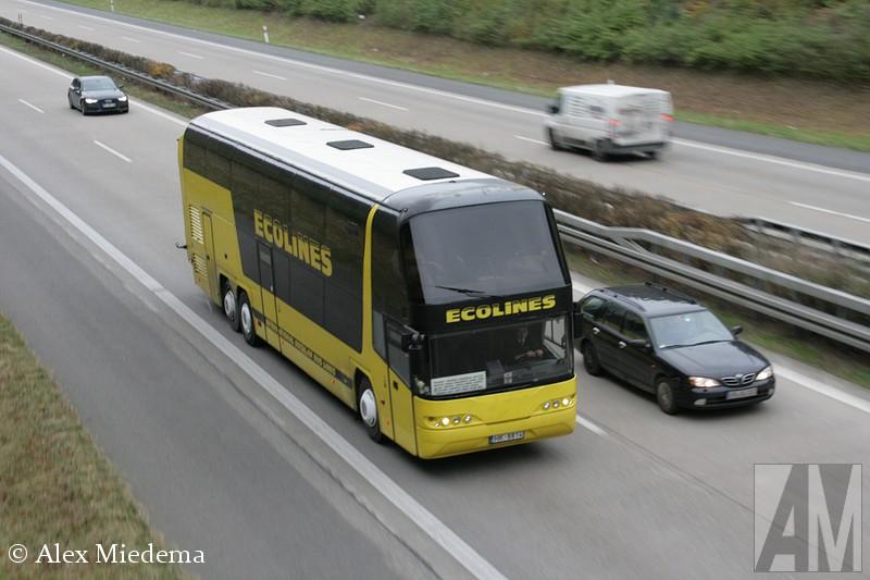 Neoplan touringcar