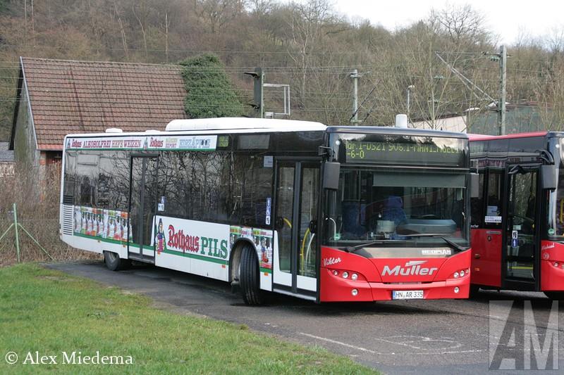 Neoplan lijnbus