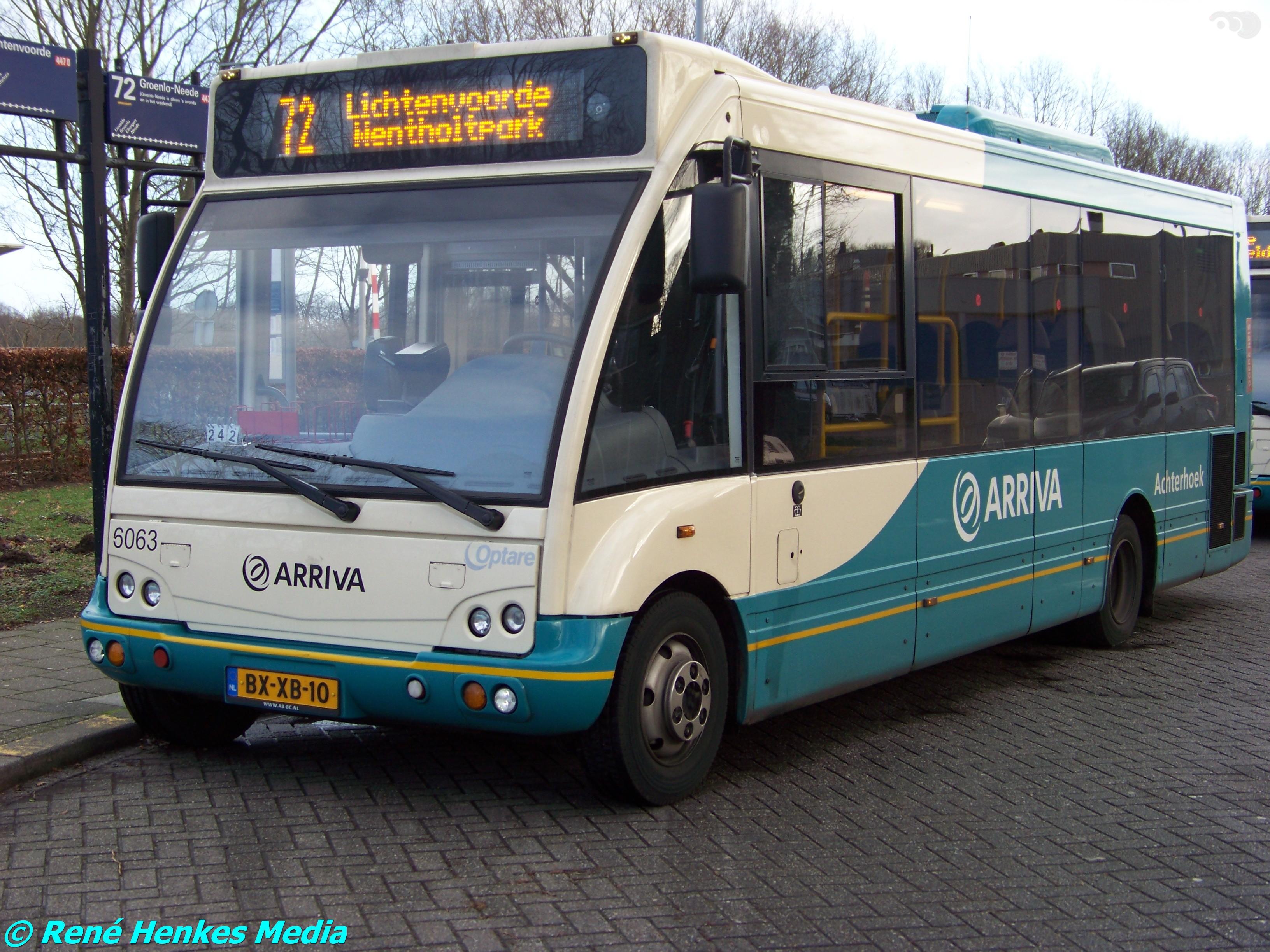 Optare lijnbus