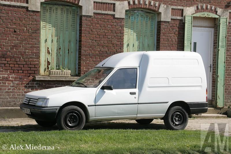Peugeot 205 Fourgonette