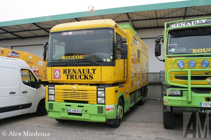 Renault Magnum 2nd gen