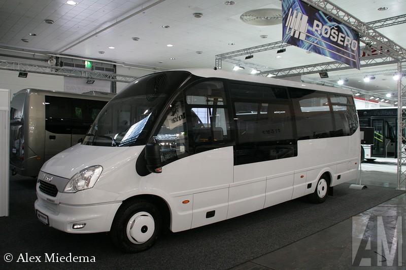 Rosero bus