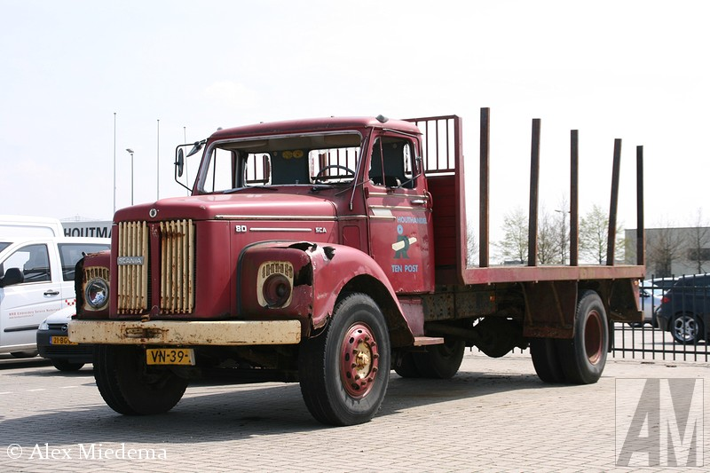 Scania L80