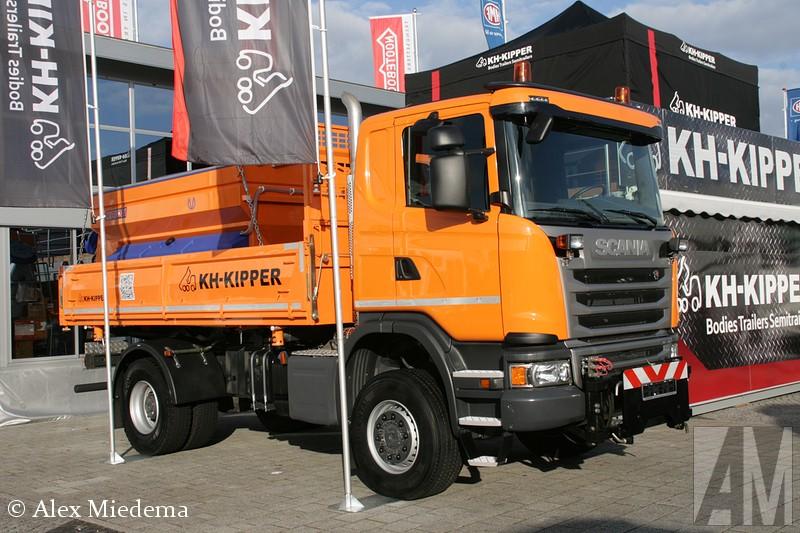 Scania G-serie Streamline
