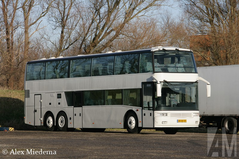 Scania buschassis