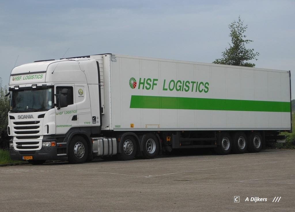 Scania R440 HSF Logistics Barendrecht HSF Logistics Barendrecht B.V. is enkele jaren geleden gestart met een nieuw concept in de markt van koeltransport van groente en fruit naar het Verenigd Koninkrijk. We moeten helaas constateren dat, ondanks alle inspanningen, deze aanpak niet heeft geleid tot een winstgevende onderneming. Er is op korte of middellange termijn ook geen zicht op rendementsherstel. Wij hebben daarom de beslissing genomen om de ondernemingsactiviteiten te stoppen per 1 januari 2016. De lopende opdrachten zullen worden aangenomen tot en met laaddatum 31 december 2015. Mocht u nadere vragen / opmerkingen hebben naar aanleiding van deze mededeling , dan kunt u contact opnemen met de accountmanager.HSF Logistics Barendrecht B.V. is enkele jaren geleden gestart met een nieuw concept in de markt van koeltransport van groente en fruit naar het Verenigd Koninkrijk. We moeten helaas constateren dat, ondanks alle inspanningen, deze aanpak niet heeft geleid tot een winstgevende onderneming. Er is op korte of middellange termijn ook geen zicht op rendementsherstel. Wij hebben daarom de beslissing genomen om de ondernemingsactiviteiten te stoppen per 1 januari 2016. De lopende opdrachten zullen worden aangenomen tot en met laaddatum 31 december 2015. Mocht u nadere vragen / opmerkingen hebben naar aanleiding van deze mededeling , dan kunt u contact opnemen met de accountmanager.HSF Logistics Barendrecht B.V. is enkele jaren geleden gestart met een nieuw concept in de markt van koeltransport van groente en fruit naar het Verenigd Koninkrijk. We moeten helaas constateren dat, ondanks alle inspanningen, deze aanpak niet heeft geleid tot een winstgevende onderneming. Er is op korte of middellange termijn ook geen zicht op rendementsherstel. Wij hebben daarom de beslissing genomen om de ondernemingsactiviteiten te stoppen per 1 januari 2016. De lopende opdrachten zullen worden aangenomen tot en met laaddatum 31 december 2015. Mocht u nadere vragen / opmerkingen hebb