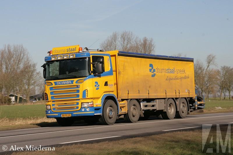 Scania G380 18 februari 2015