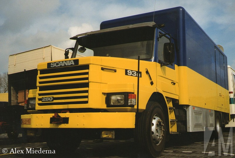 Scania T93