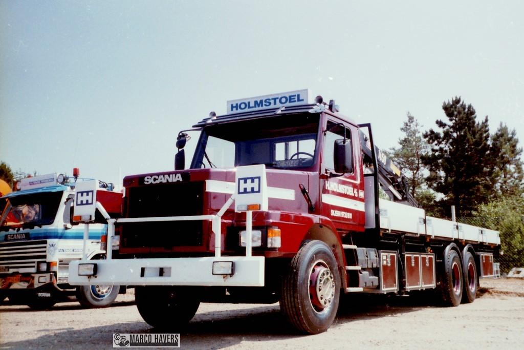 Scania T113