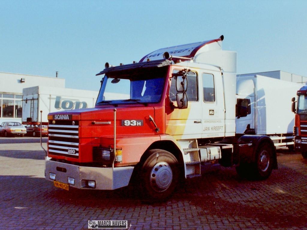 Scania T93