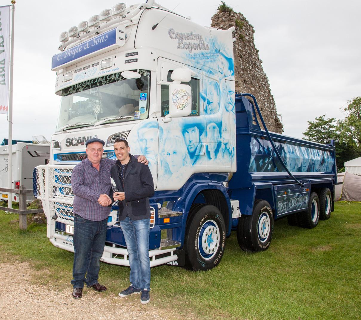 Truckmania 2015 Alex Miedema