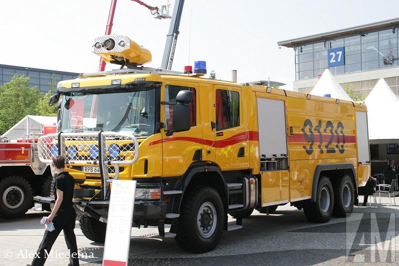 Scania P550