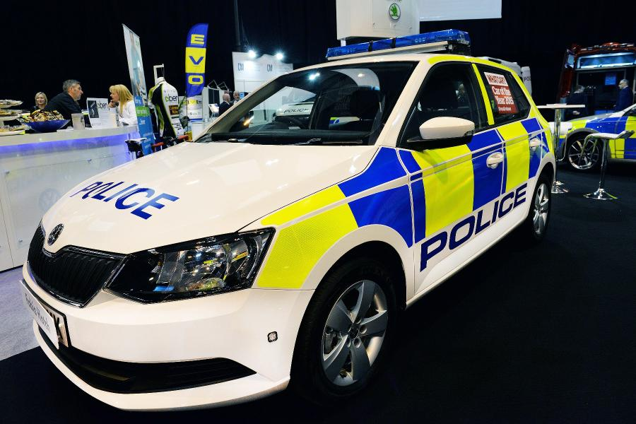 Koda Fabia Voor Britse Politie Alex Miedema