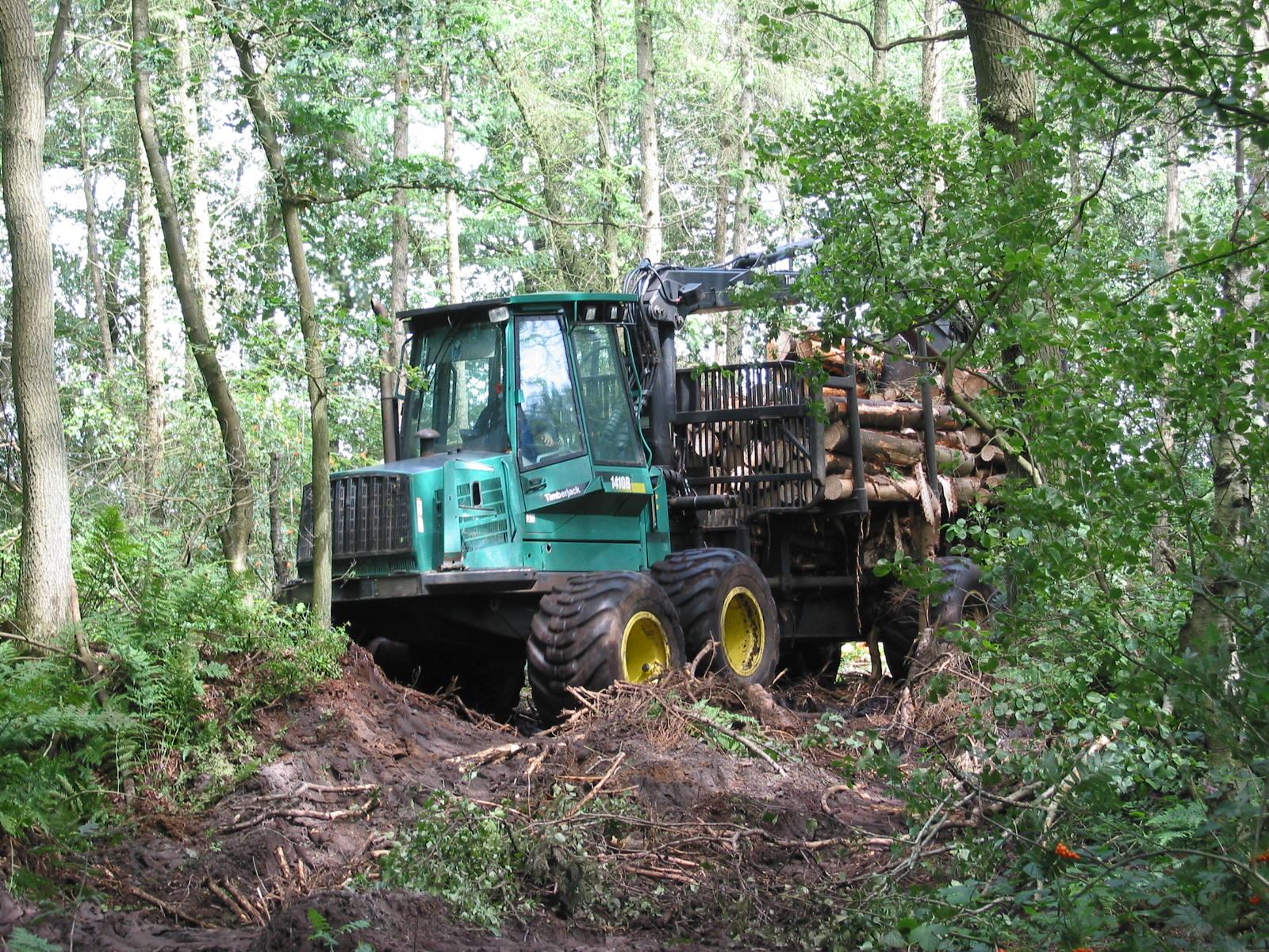 Timberjack 1410B