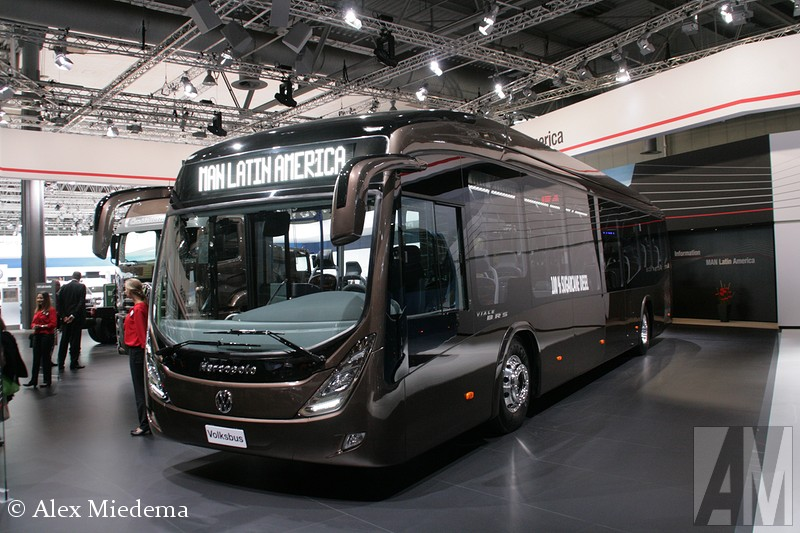 Volksbus Viale BRS
