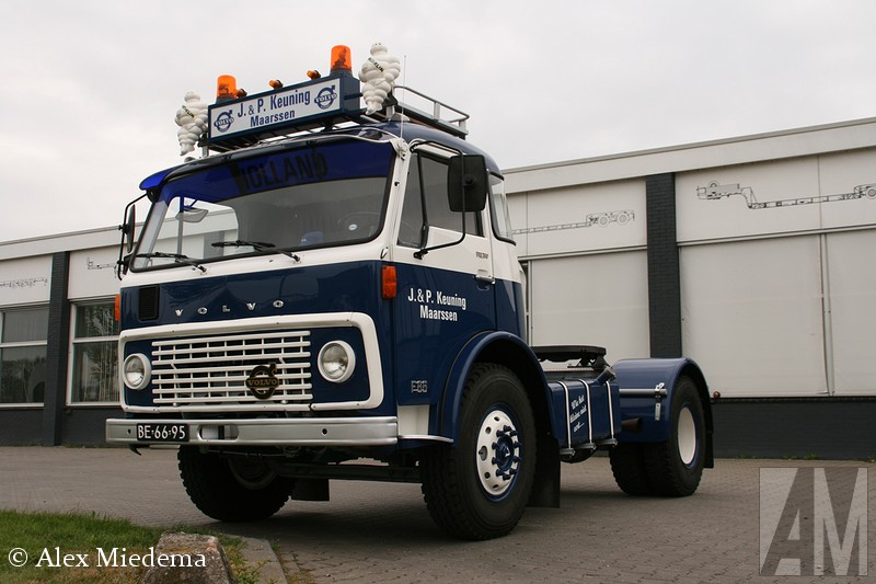Volvo F86 1971