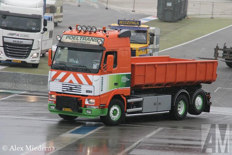 Volvo FH12 1st gen