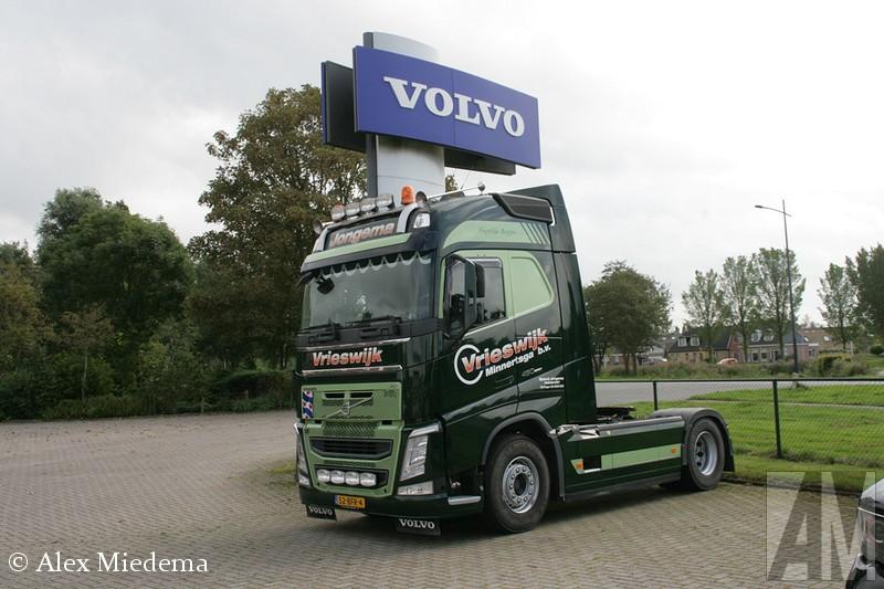 Volvo FH 4th gen Sjoerd Jongema