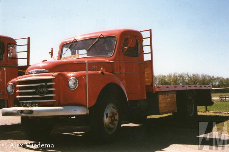 Volvo L465