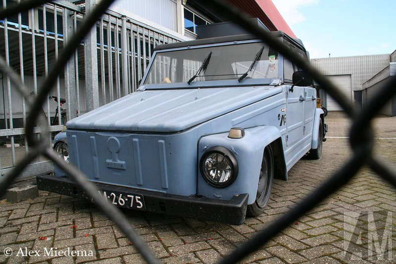 VW Typ 181 Kurierwagen
