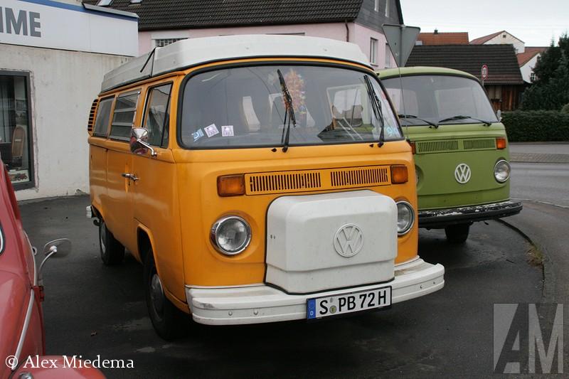 VW Transporter T2